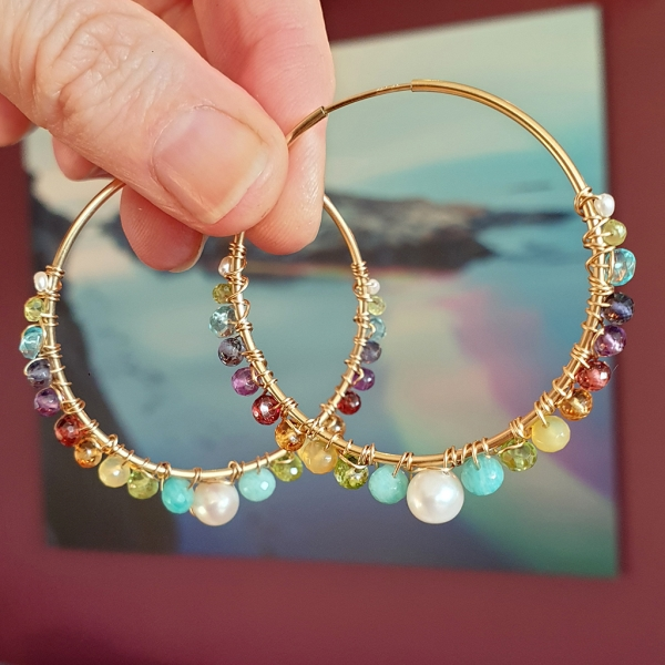 Endless Pearls & Rainbow